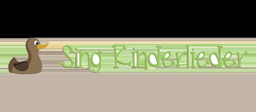 Sing Kinderlieder Logo